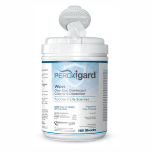 Peroxigard Wipes