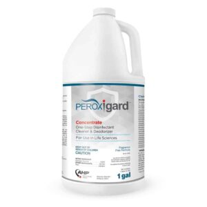 Peroxigard™ Concentrate Disinfectant Cleaner & Deodorizer - 1gal