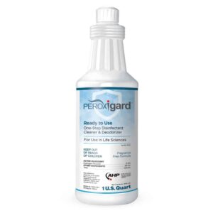 Peroxigard™ Disinfectant Cleaner & Deodorizer (Spray Cap Included) - 32oz